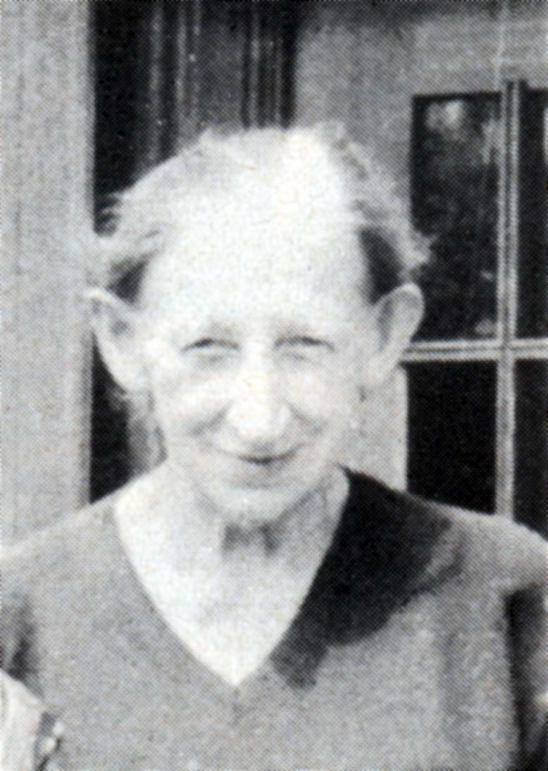 Marie Baumgartner (1904-1980)