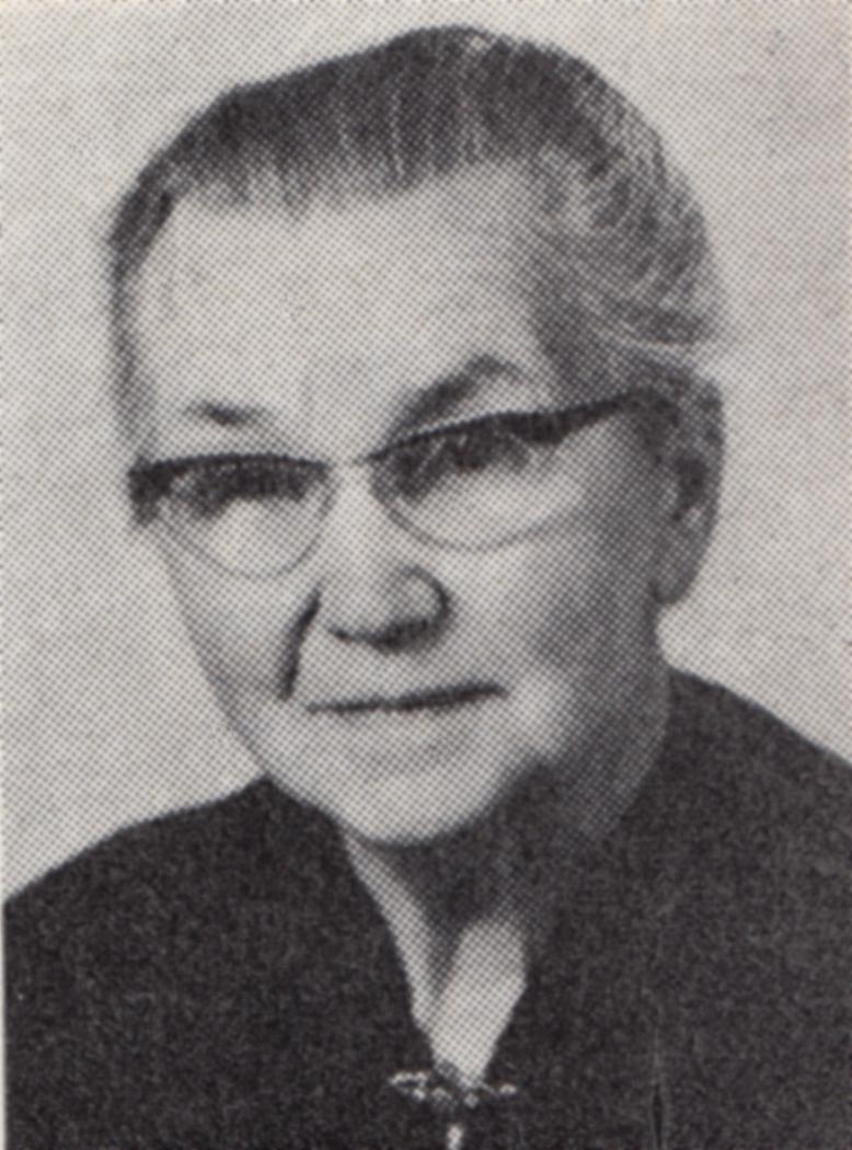 Luisa Haltiner (1889-1973)