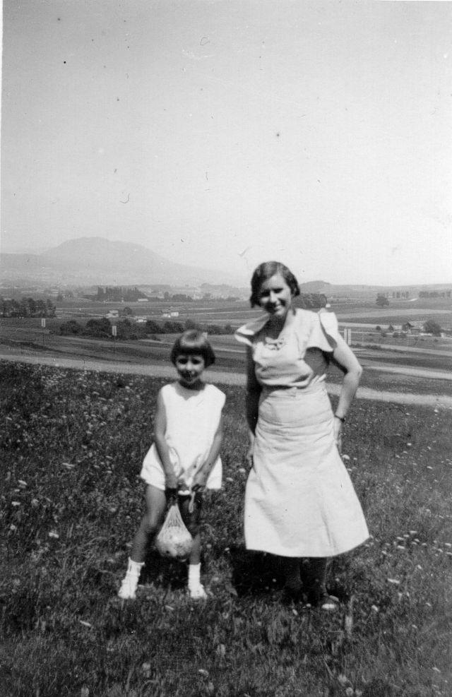 Elisabeth et Mariette