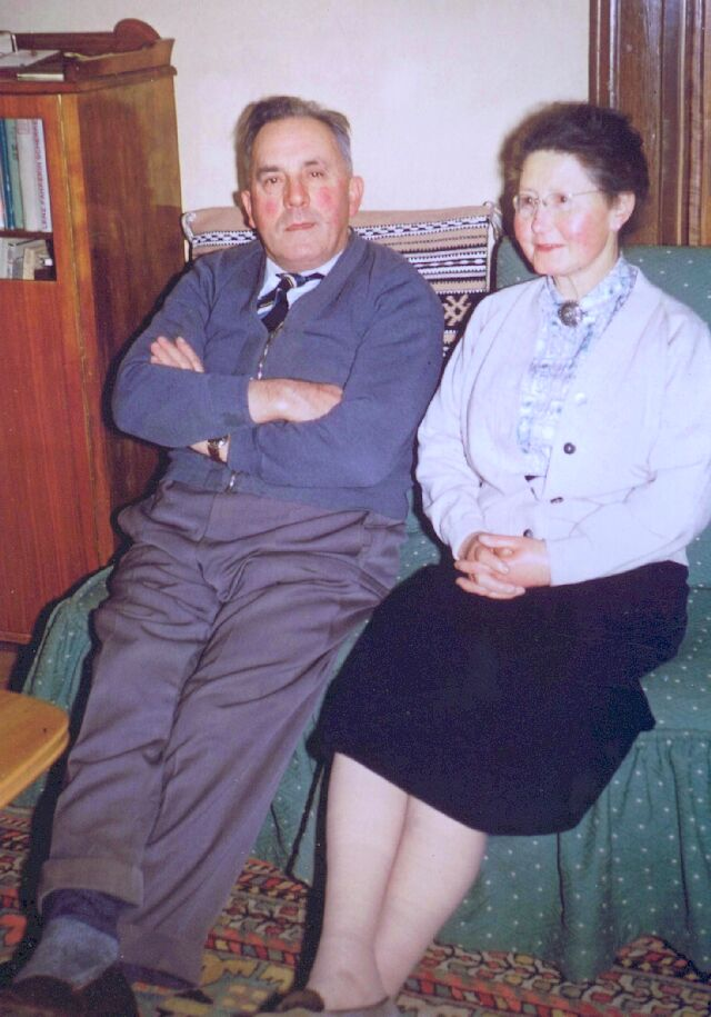 Josef Fischer und Emilie Meier