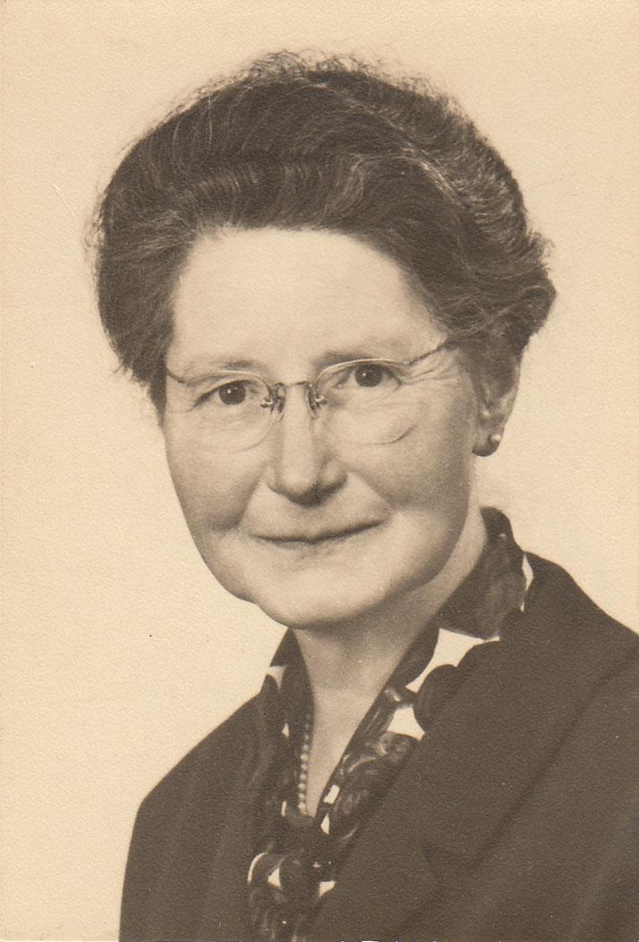 Emilie Fischer-Meier (1900-1965)