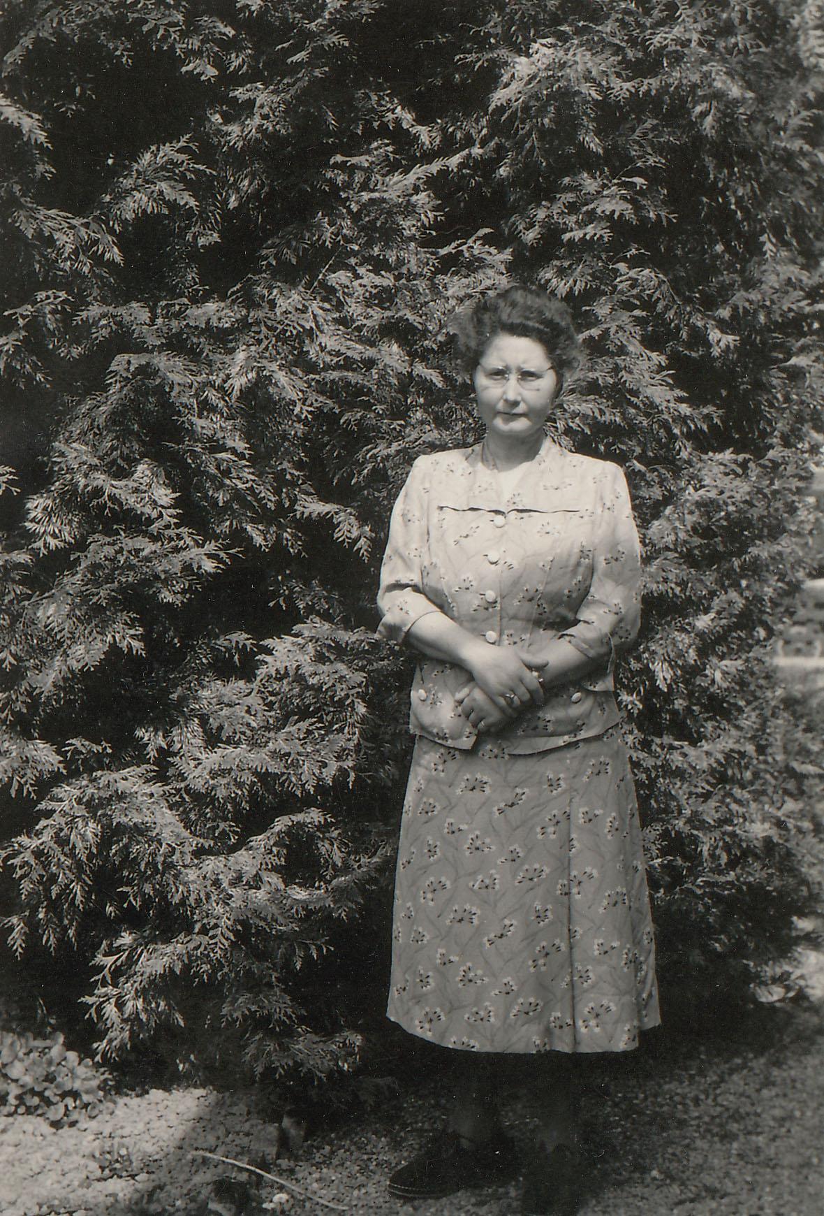 Emilie Fischer-Meier aus Sursee