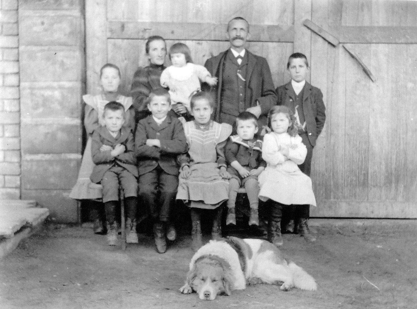 Familie Fischer-Krauer