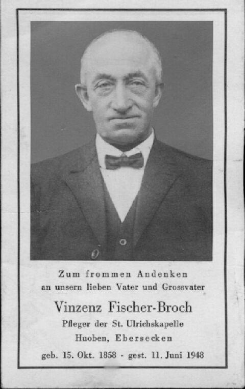 Vinzenz Fischer