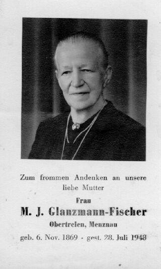 M.J. Glanzmann-Fischer
