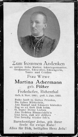 Martina Achermann-Fischer