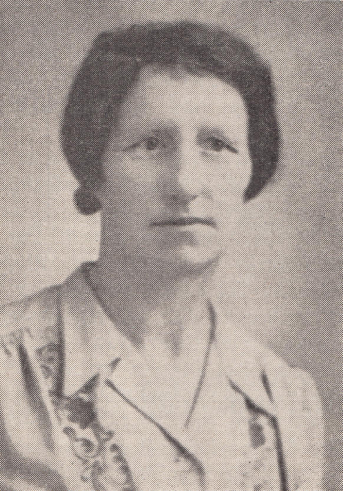 Maria Pia Kobler-Stieger (1908-1955)