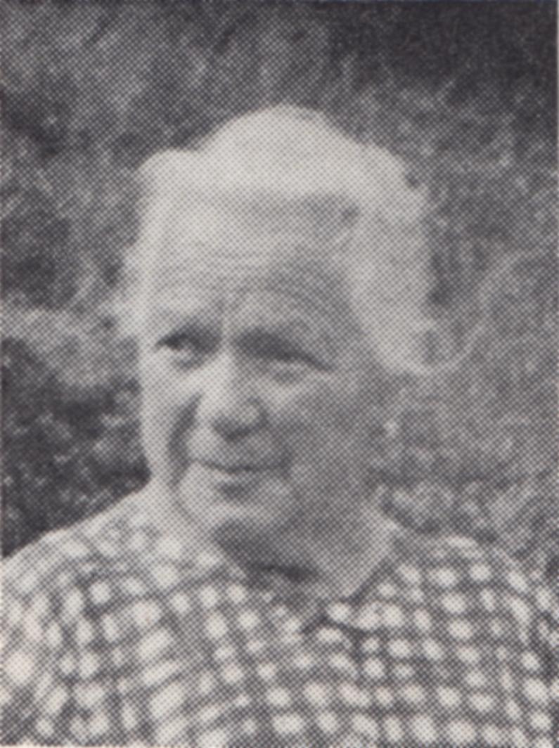 Luisa Stieger-Dietsche (1902-1970)
