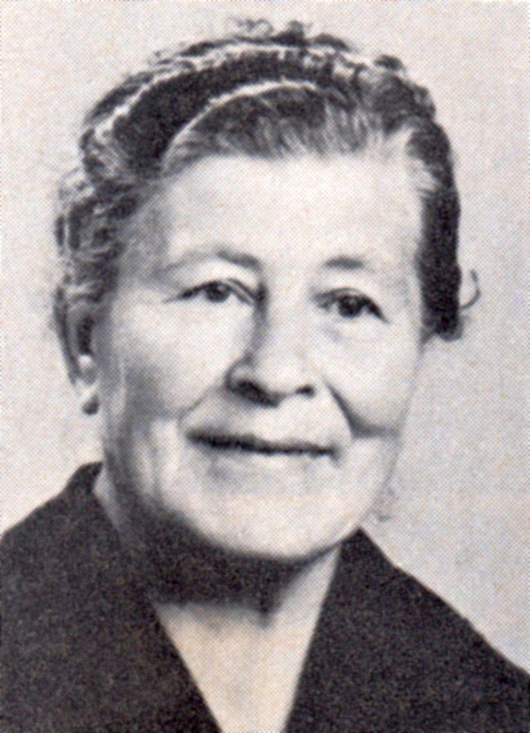 Anna Monika Haltiner-Stieger (1909-1975)