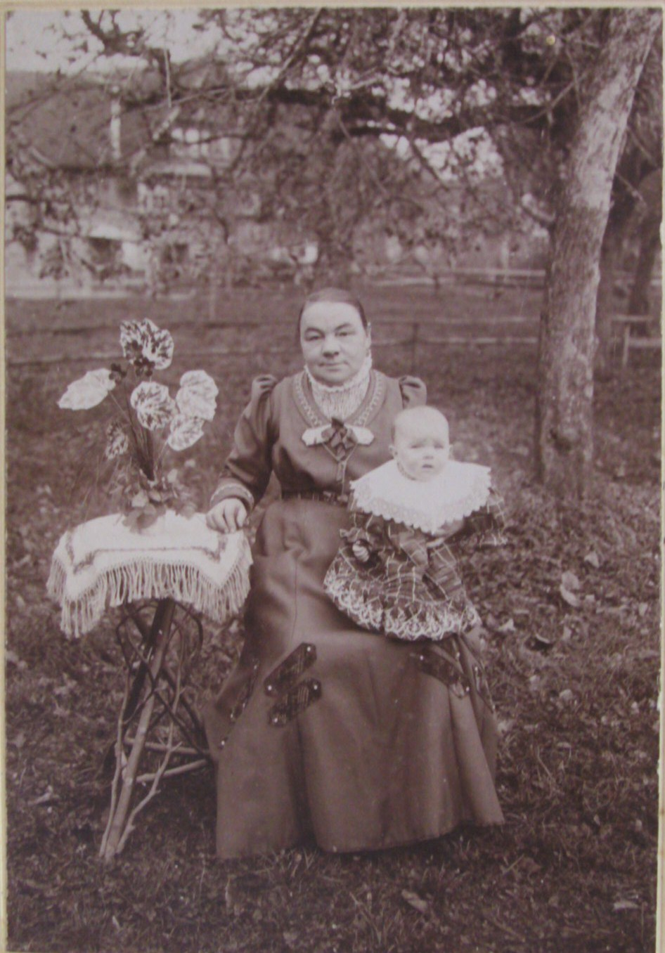 Maria Bertha Stieger-Göldi