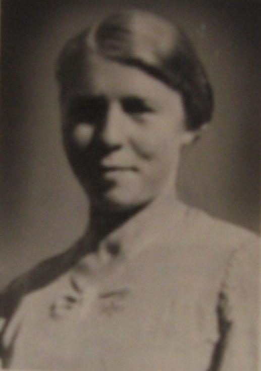Ida Stieger (1908-1951)