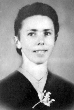 Maria Regina Schneider-Stieger (1911-1951)