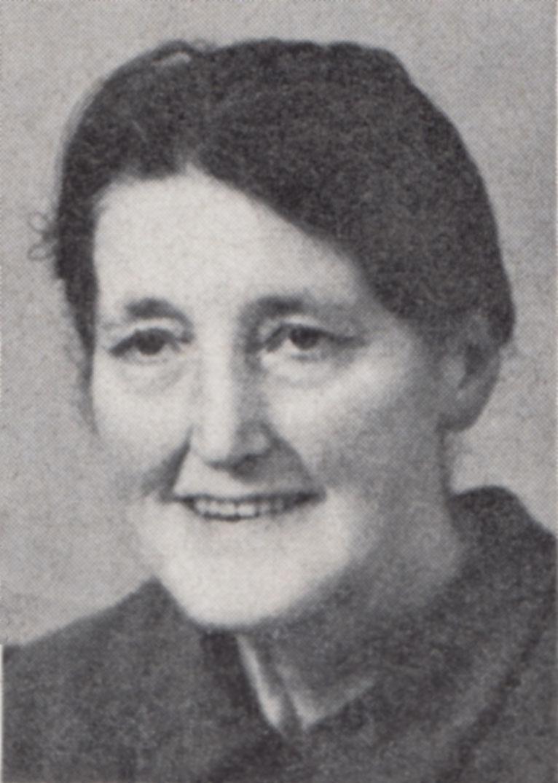 Agnes Paula Stieger (1909-1977)
