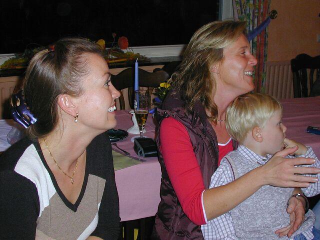 Birgit, Susanne, Moritz