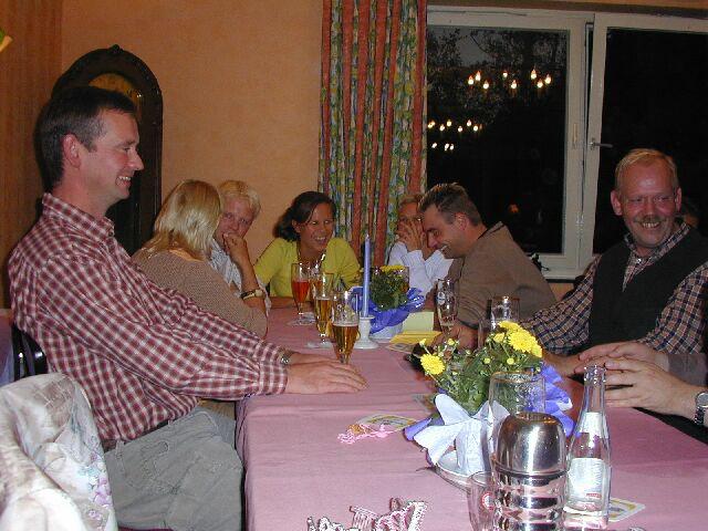 Michael, Baerbel, Philipp, Leonie, Martina, Michael