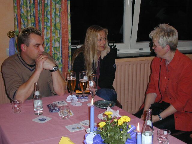 Michael, Petra, Angela