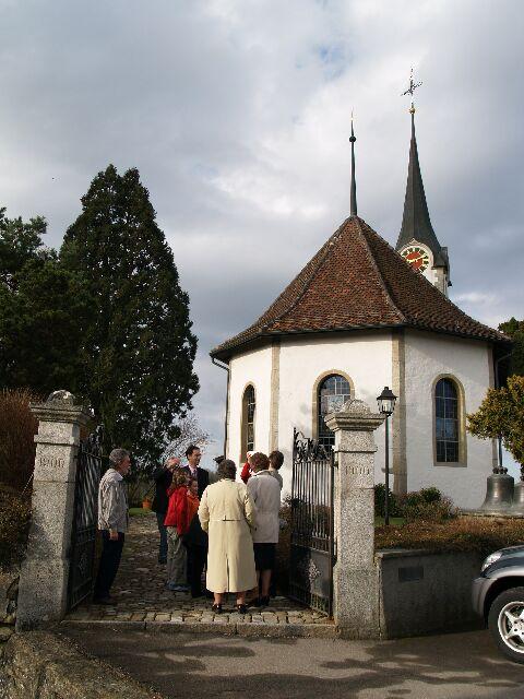 Kirche Seedorf