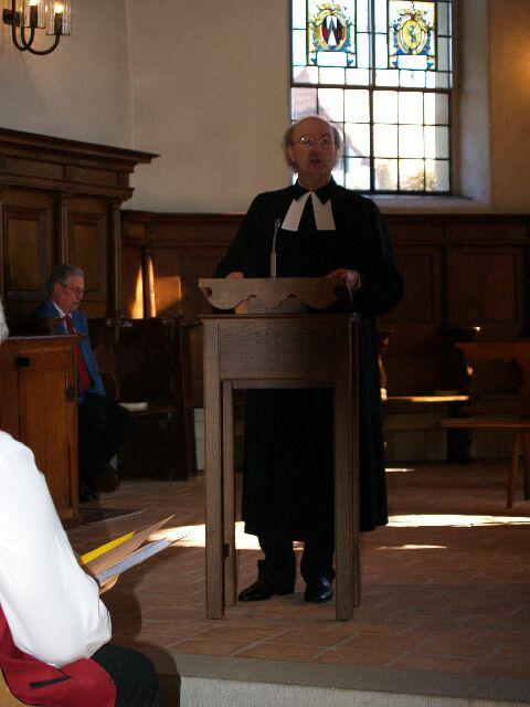 Pfarrer Samuel Rosser