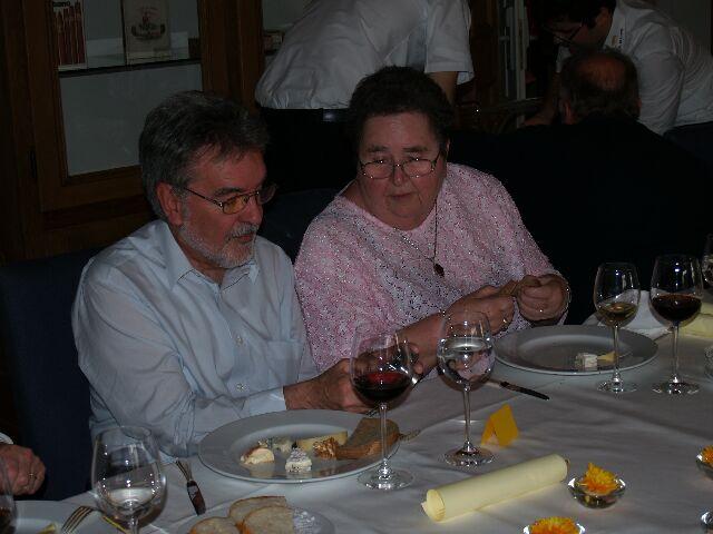 Onc' Pierre und Oma