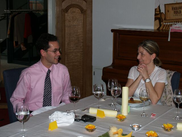 Christoph und Jeannette
