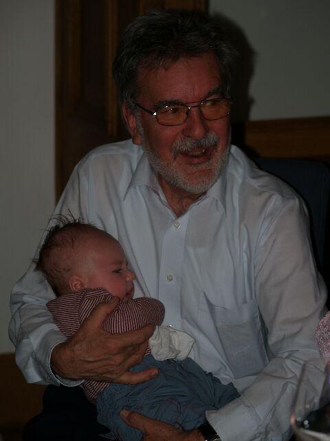 Onc' Pierre mit Thierry